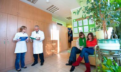 Медицинская Мобильная Клиника