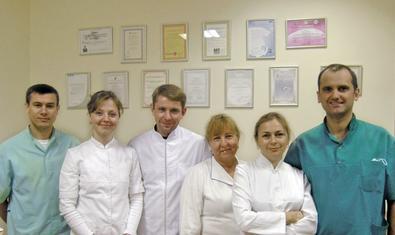 Стоматологическая клиника «Мирадента»