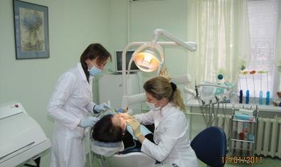 Стоматологическое отделение АМЦ НАУ (Авиационный медицинский центр Национального авиационного университета)