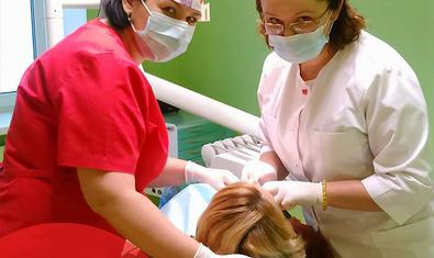 Стоматология и косметология «Краса та Посмішка»