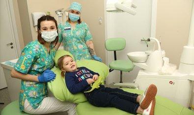 Клиника Дубновой для детей