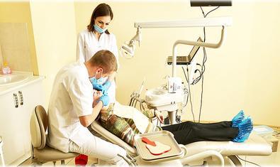 Стоматологическая клиника «Приватна стоматологiчна клiнiка»