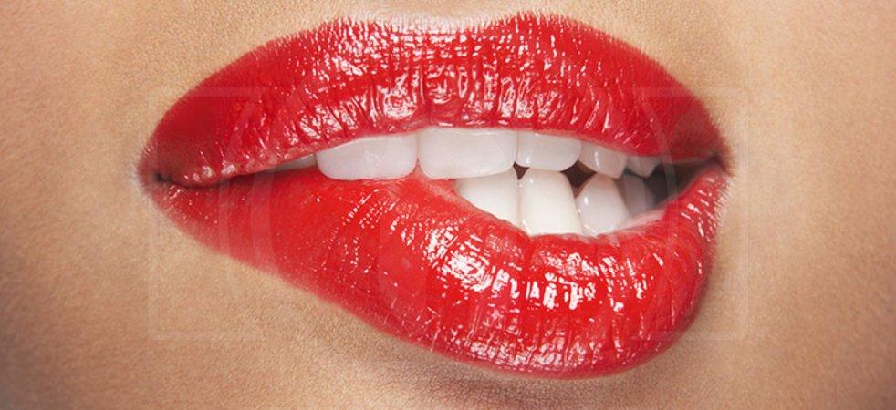 Губная помада может привести к развитию кариеса