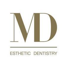 Клиника эстетической стоматологии Мирославы Дрогомирецкой - логотип