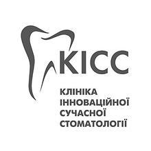 Стоматологическая клиника «Кисс» - логотип