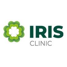 Медицинский центр Ирис - логотип