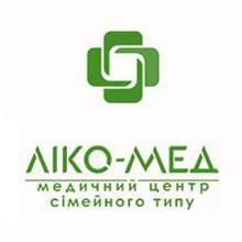 Медицинский центр «Лико-Мед» - логотип