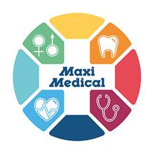 Медицинский центр «МаксиМедикал» - логотип