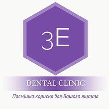 Стоматологическая клиника «3E dental clinic» - логотип