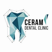 Стоматологическая клиника «CERAM Dental» - логотип