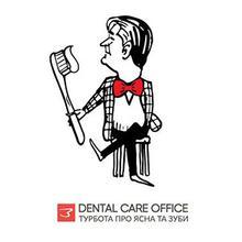 Стоматологическая клиника «Dental Care Office Заблоцкого» - логотип