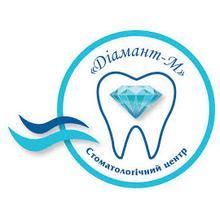 Стоматологическая клиника «Диамант-М» - логотип