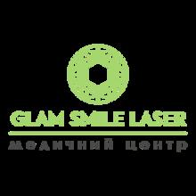 Стоматологическая клиника «Glam Smile» - логотип