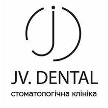 Стоматологическая клиника «JVDental» - логотип