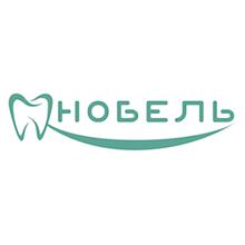 Стоматологическая клиника «Нобель» - логотип