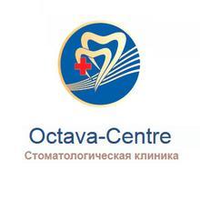 Стоматологическая клиника «Октава Центр» - логотип