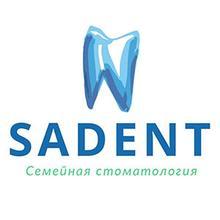 Стоматологическая клиника «Sadent» - логотип