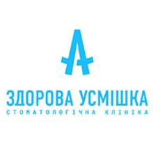 Стоматологическая клиника «Здорова усмішка» - логотип