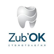 Стоматологическая клиника «ЗубОК» - логотип