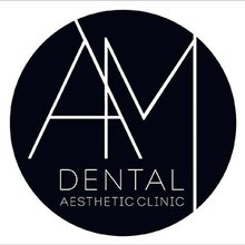 Стоматология AMdental - логотип