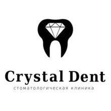 Стоматология Crystal Dent - логотип
