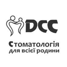 Стоматология DCC - логотип