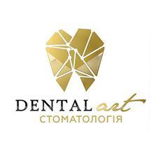 Стоматология Dental ART - логотип