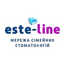 Стоматология ESTE line - логотип