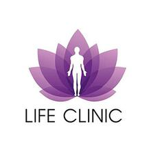 Стоматология Life Clinic - логотип