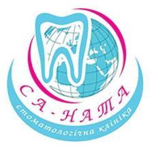 Стоматологическая клиника «СА-Ната» - логотип