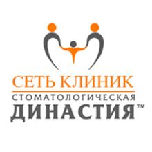 Сеть стоматологических клиник «Стоматологическая Династия» - логотип