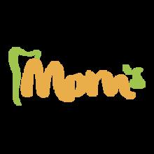Детская стоматологическая клиника «Mom's» - логотип