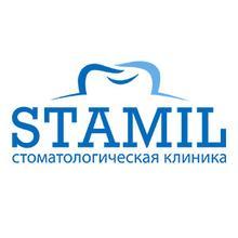 Стоматологическая клиника «Стамил» - логотип