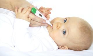 Температура при прорезывании зубов у ребенка
