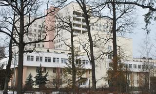 Городской госпиталь инвалидов Великой Отечественной войны, Стоматологическое отделение