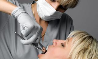 Удаление ретенированного зуба