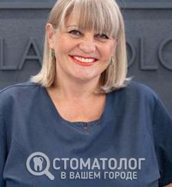 Александрова Галина Павловна