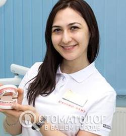 Алиева Нармин Эльданизовна
