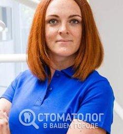 Андриенко Светлана Сергеевна