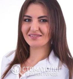 Азами Анжелика Шаховна