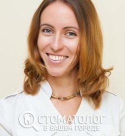 Баженова Ольга Николаевна