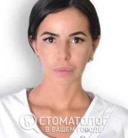 Базуркаева Седа
