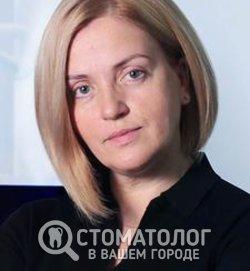 Борзаковская Оксана Анатольевна