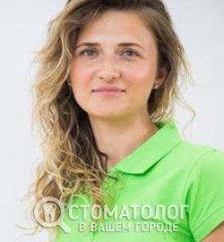 Горбатко Юлия Дмитриевна