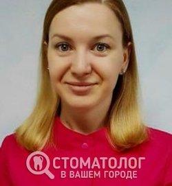 Истомина Светлана Дмитриевна