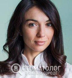Кибишаури Майя Вахтанговна