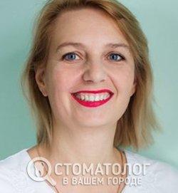Лисовская Людмила Ивановна