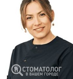 Маринковская Кристина Федоровна
