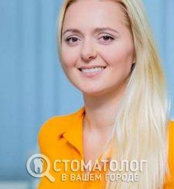 Матковская Юлия Анатольевна