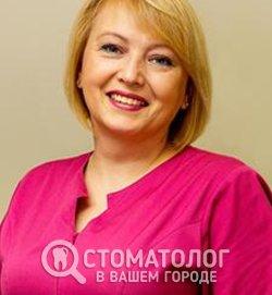 Мороз Светлана Петровна